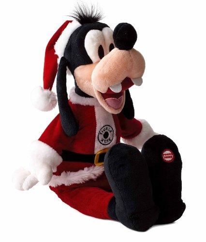 Hallmark Christmas LPR1652 Totally Ticklish Goofy Plush - 1