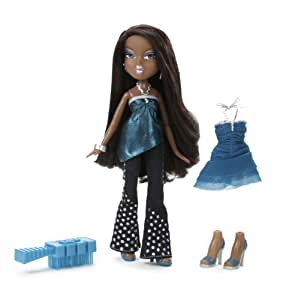 Bratz Passion 4 Fashion Sasha Toys Games