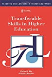 img - for Transferable Skills in Higher Education (Teaching and Learning in Higher Education) book / textbook / text book