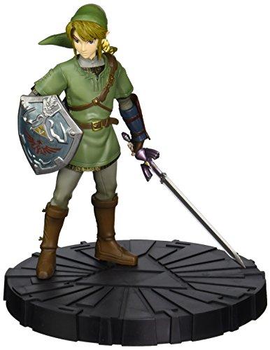 Dark Horse Deluxe Legend of Zelda: Twilight Princess: Link Deluxe Collector's Figure (Legend Zelda Figure compare prices)