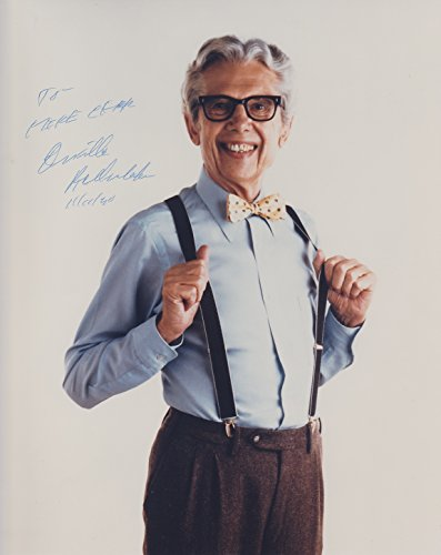 orville-redenbacher-signed-8x10-promo-photo-popcorn-king-jsa-coa