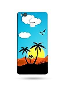 alDivo Premium Quality Printed Mobile Back Cover For Huawei P9 Lite / Huawei P9 Lite Printed Back Case Cover (MKD232)