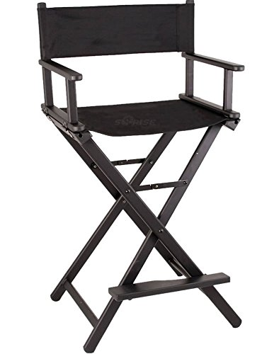 Studio Director Chair - Black