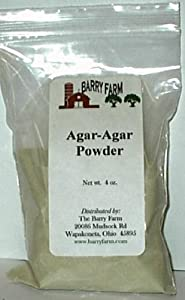 Agar Agar Powder, 4 oz.