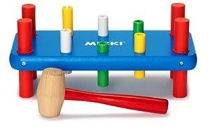 Micki - Banco con martillo [Importado de Alemania] de Micki