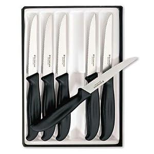 Victorinox 48792 Cutlery 6-Piece Steak Knife Set from Victorinox