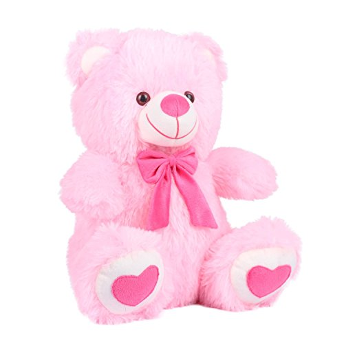Richy-Toys-Teddy-Bear-animallovegiftbirthdayfor-kids-Big-valentine-40-CM-Pink