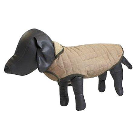Advance Pet Products Nanotex Dog  Coats, 18-Inch, Khaki