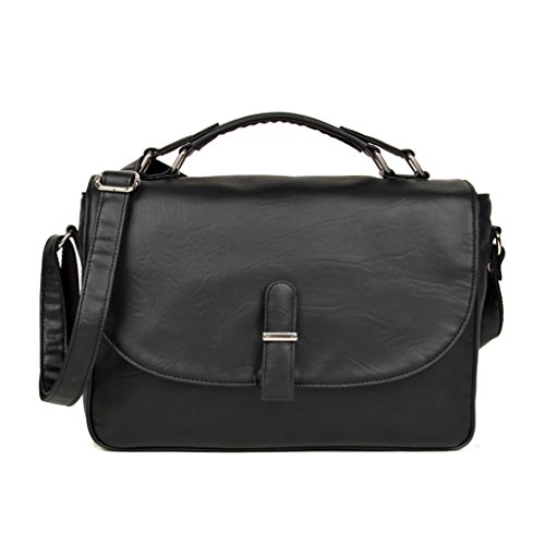 MAGNOLIA BLACK LADIES BAG