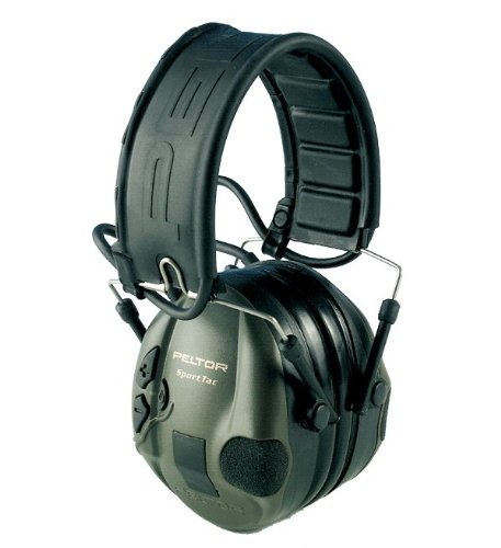 Peltor SportTac Electronic Shooting Hunting Ear Muff