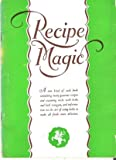 img - for Recipe Magic book / textbook / text book