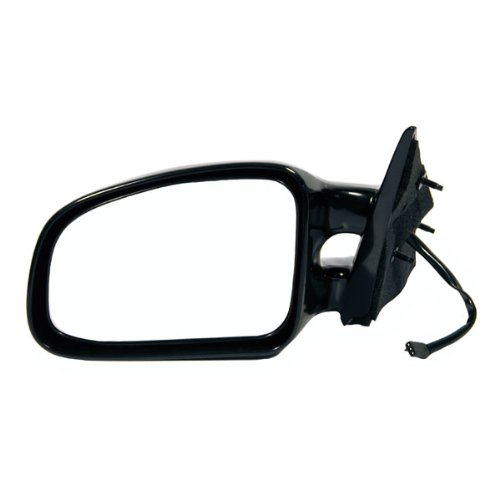 1999-2003 Pontiac Grand AM Power Black Side View Mirror Left Driver Side (1999 99 2000 00 2001 01 2002 02 2003 03) (Pontiac Grand Am Gt Mirror compare prices)