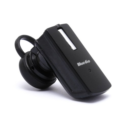 Bluedio T9+ Bluetooth Headset Wireless Cell Phone Headsets Retailing Package (Black)