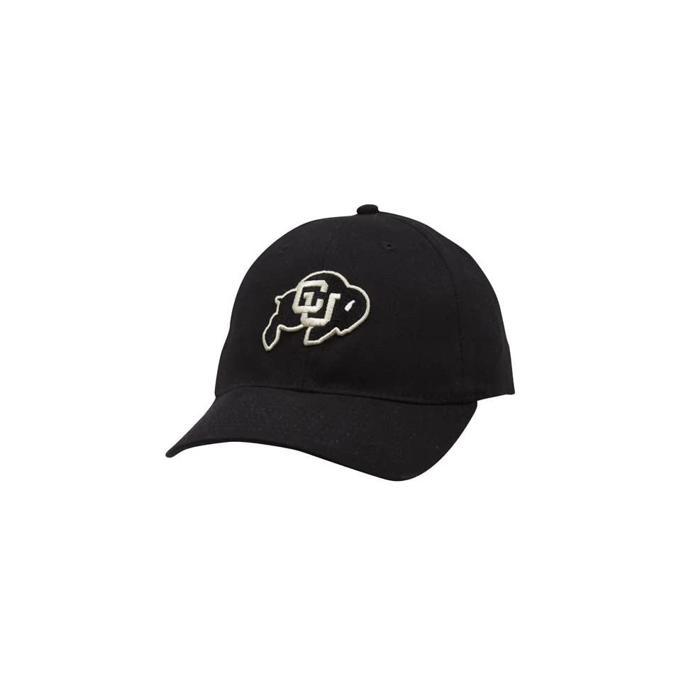 ce58b45b882 NCAA Nike Colorado Buffaloes Youth Black Swoosh Flex Hat on PopScreen