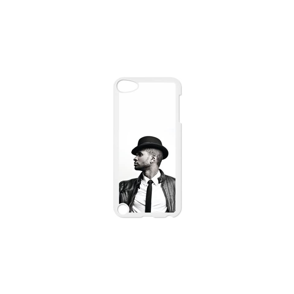 CTSLR iPod Touch 5 Case   R&B Singer Series Anti Skid Protective Hard Back Plastic Case Cover for ipod Touch 5 5th Generation   1 Pack   Pop Star Uhser (18.55)   30