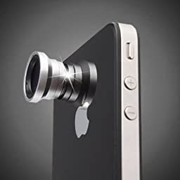 (4347-u) 3 IN 1 CAMERA LENS KIT WIDE ANGLE FOR IPHONE SMARTPHONE DEVICE (USA)