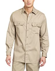 Carhartt Men's Long Sleeve Twill Work Shirt