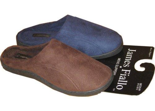 Cheap Men's Slip On Slippers – Case Pack 24 SKU-PAS664234 (B008GNUU3K)