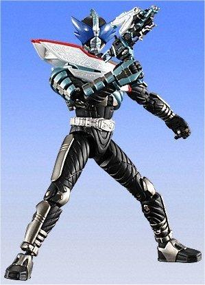 Soul of Chogokin Masked Kamen Rider GE-11 Drake Figure
