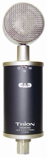 Cad Trion8000 Multi-Pattern Condenser Microphone
