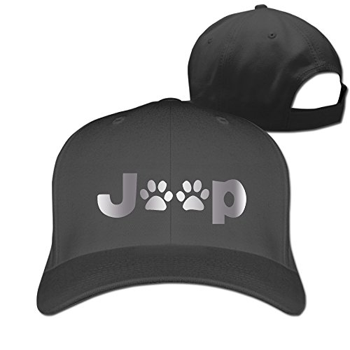 Platinum Style Jeep Wrangler Animal Paw Baseball Snapback Cap