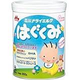 森永乳業)ドライミルクはぐくみ 850g