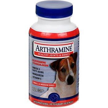 Dog Supplies Arthramine 120 Tab Chewable