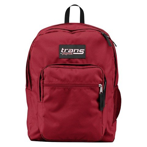 Trans JanSport Capacitor Backpack; Blue, Grey and Neon ...
