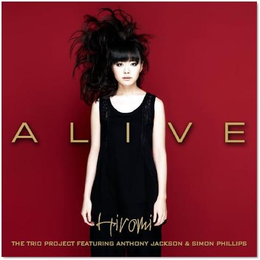 ALIVE (通常盤)(SHM-CD)