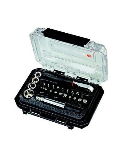 Black & Decker Set Herramientas 27 Piezas A7198-XJ