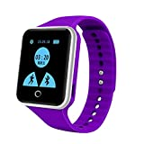 2014 Luxury U8 Bluetooth Smart Watch WristWatch Phone with Camera Touch Screen for IOS Iphone Android Smartphone Samsung Smartphone (White)