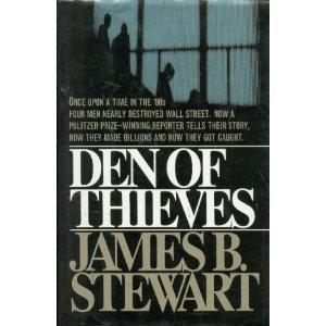 Den of Thieves, Stewart, James B.