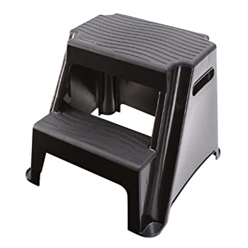 Set A Shopping Price Drop Alert For Rubbermaid 2-Step Molded Plastic Stool