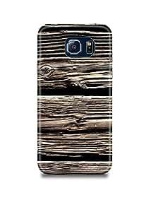 Vintage Wooden Samsung S7 Edge Case