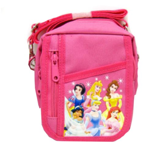 Princess Mini Shoulder Bag Snow White Cinderella Jasmine Ariel
