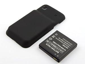 Batería compatible con Samsung Galaxy I9000 S, Galaxy I9001 S+, Galaxy S I9000 - Electrónica - Comentarios de clientes y más Descripción
