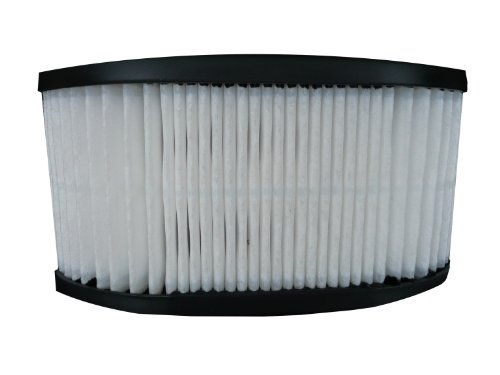 (60) 40130050 Hoover Fold Away Turbo Power 3100 Hepa Pleated Filter, Upright, Bageless, Widepath Vacuum Cleaners, 43615090, U5172900, U5175900, front-247701