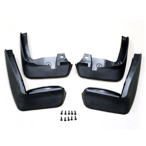 All Four Wheel's Splash Guard Mud Flaps for 2008 2009 2010 Honda Accord Sedan (exclude Hatchback) 08 09 10