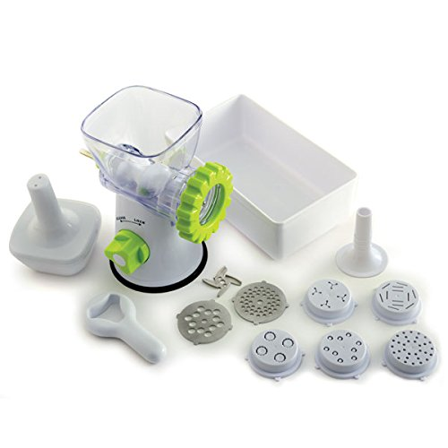 Norpro Meat Grinder, Mincer, and Pasta Maker