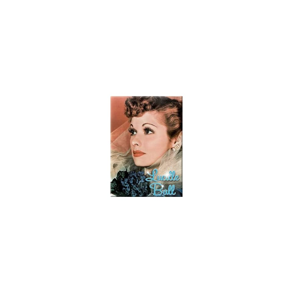I Love Lucy Lucille Ball Magnet 29634LU