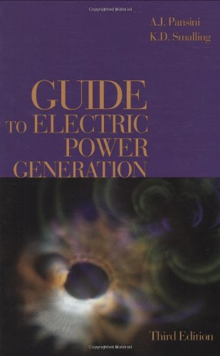 Guide to Electric Power Generation, Third Edition - Fairmont Press - AZ-0849395119 - ISBN:0849395119