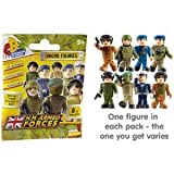 Character Building H.M. Armed Forces Micro-Figure Foil Pack