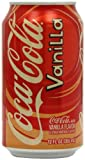 Coca Cola Vanilla 355 ml (Pack of 6)