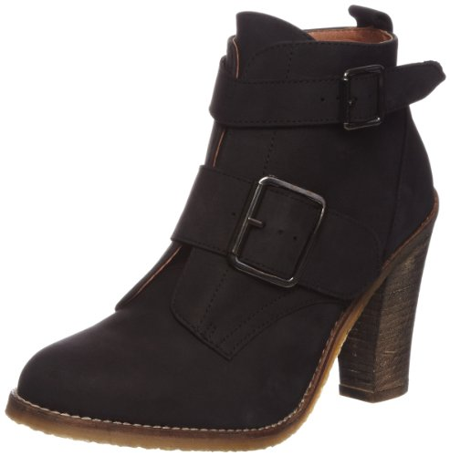 KG by Kurt Geiger  Women's Sienna Black Ankle Boots 2307500109 7 UK