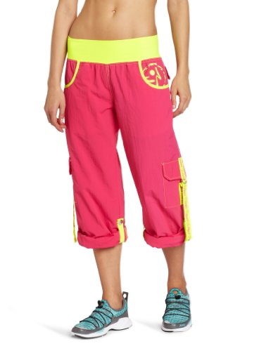 Awesome Buy Zumba Fitness Stellar Cargo Capri Pants Women39s Trousers In Cheap