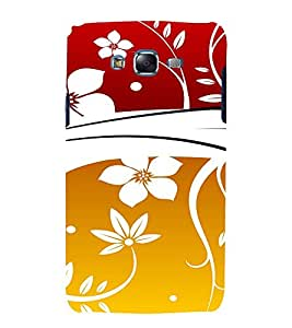 printtech Floral Pattern Design Back Case Cover for Samsung Galaxy Core Prime G360