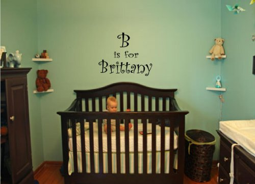 Personalized Alphabet Wall Art front-1032378