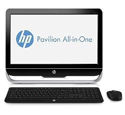 HP Pavilion 23-b003es - Ordenador de sobremesa All in One (Intel Core i3 3220, 6GB de RAM, 1000 GB de disco duro, GeForce610M con 1GB, Windows 8) Teclado QWERTY español