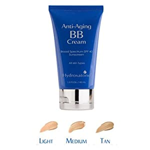 Hydroxatone Anti-Aging BB Cream - 1.5 oz (Light)