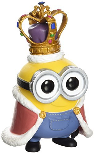 Funko Pop Movies Minions King Bob Minion Vinyl Figure - 1